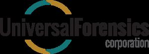 universal forensics logo